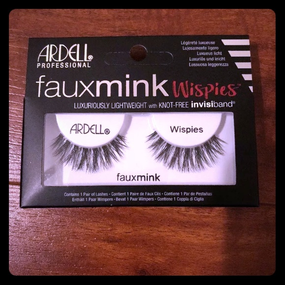 1117070c295 Ardell Makeup | Professional Faux Mink Wispies Eyelashes | Poshmark
